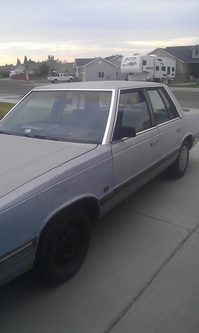 Picture of 1986 Plymouth Reliant