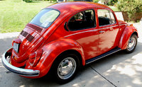 1972 Volkswagen Super Beetle Overview