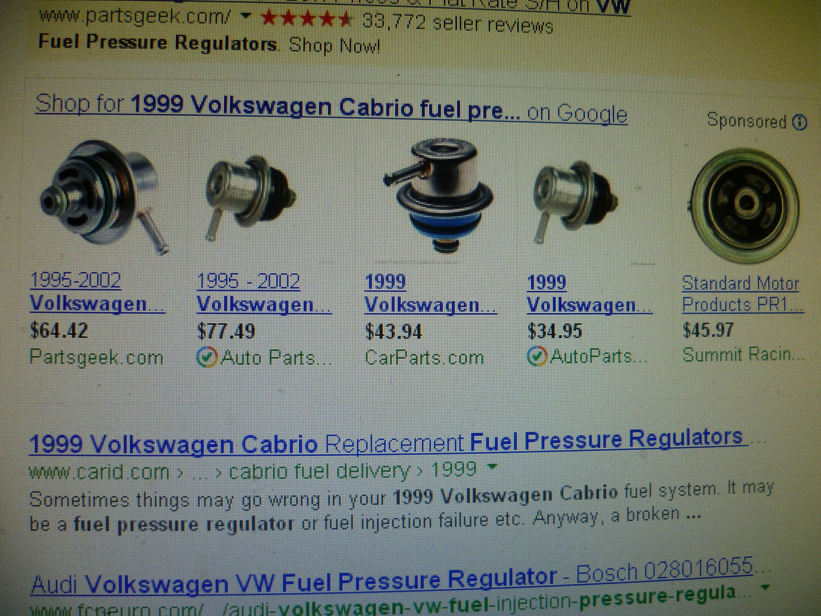 Volkswagen Cabrio Questions Why Is Car Losing Power Cargurus 2001 Beetle Fuse Cause Battery Box Repair 17 Answers