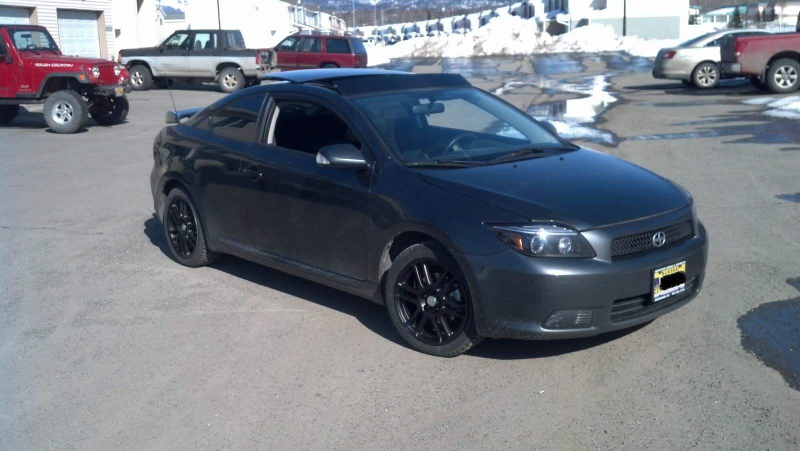 2009 Scion Tc Pictures Cargurus