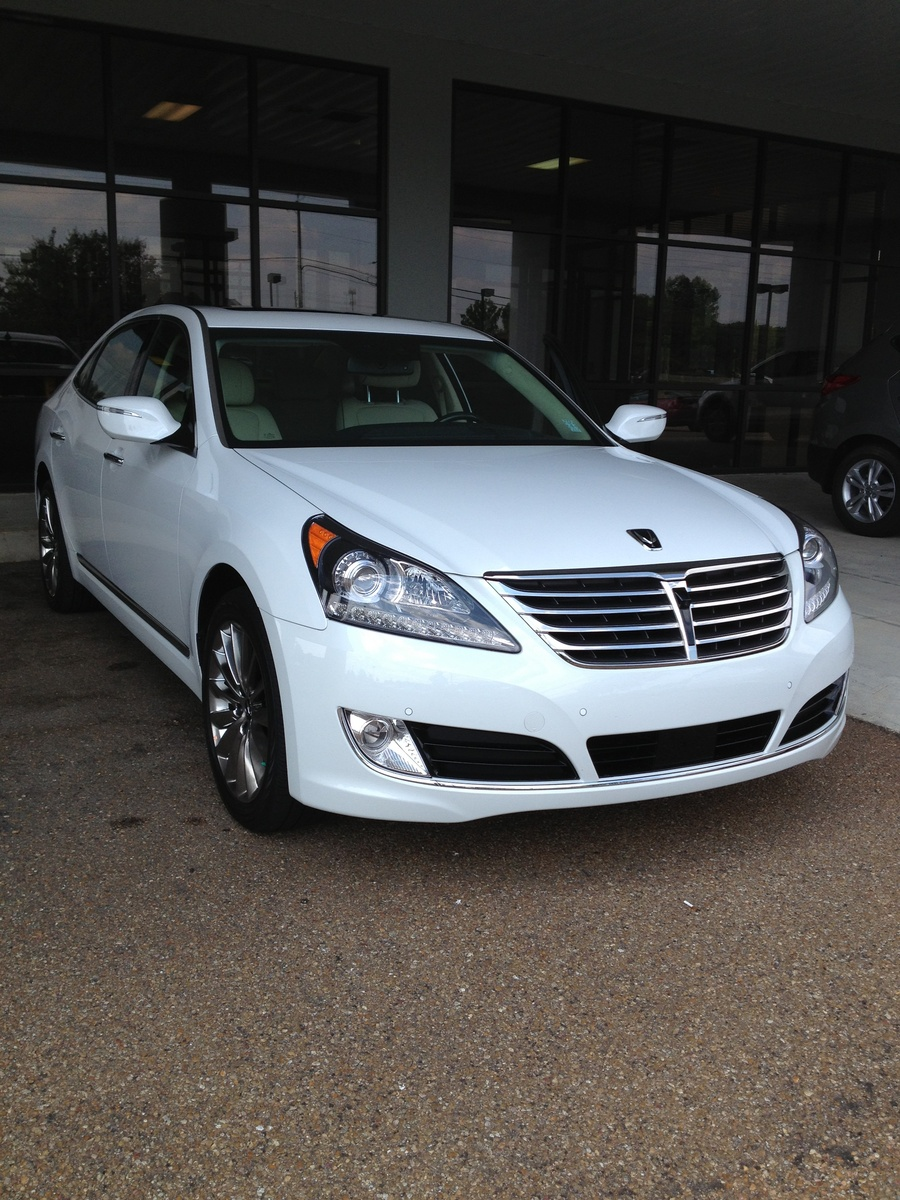 2014 Hyundai Equus Ultimate picture
