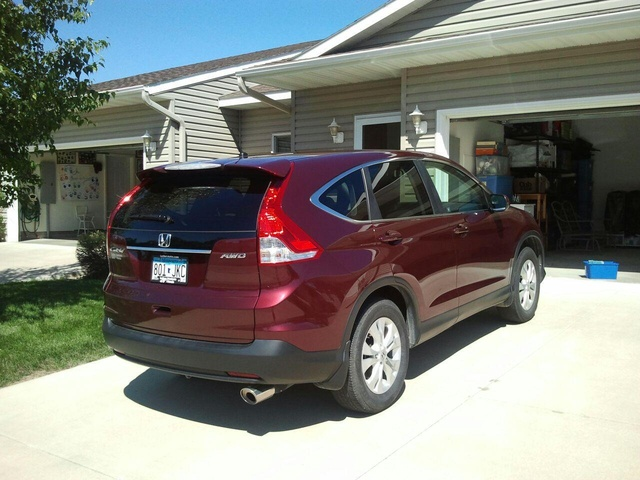 Picture of 2012 Honda CR-V EX AWD, exterior, gallery_worthy