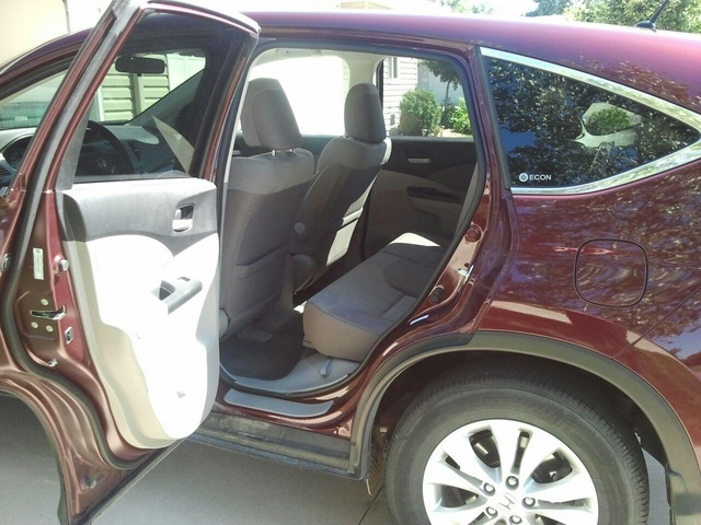 Picture of 2012 Honda CR-V EX AWD, interior
