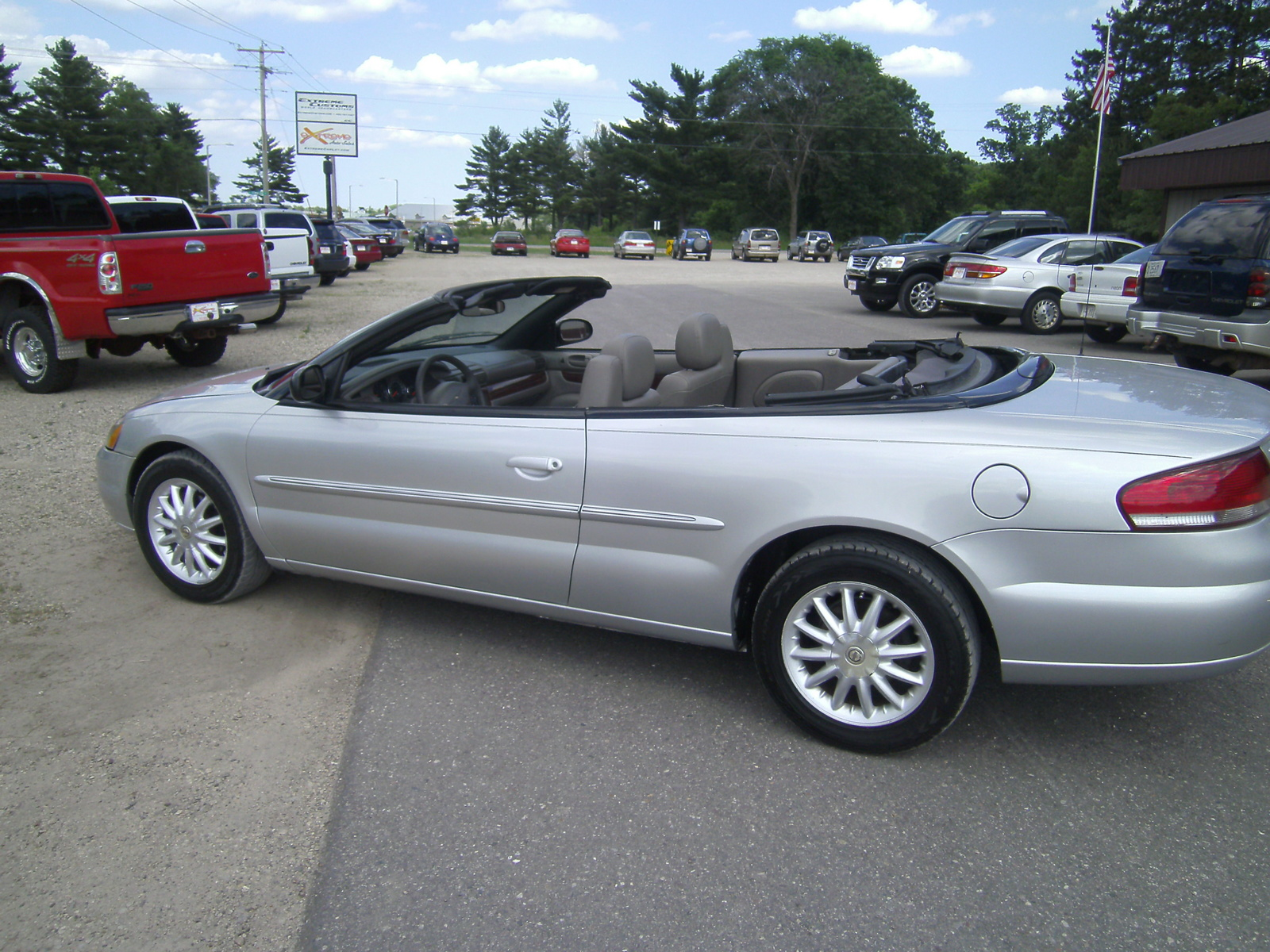 2002 chrysler sebring exterior pictures cargurus. Black Bedroom Furniture Sets. Home Design Ideas