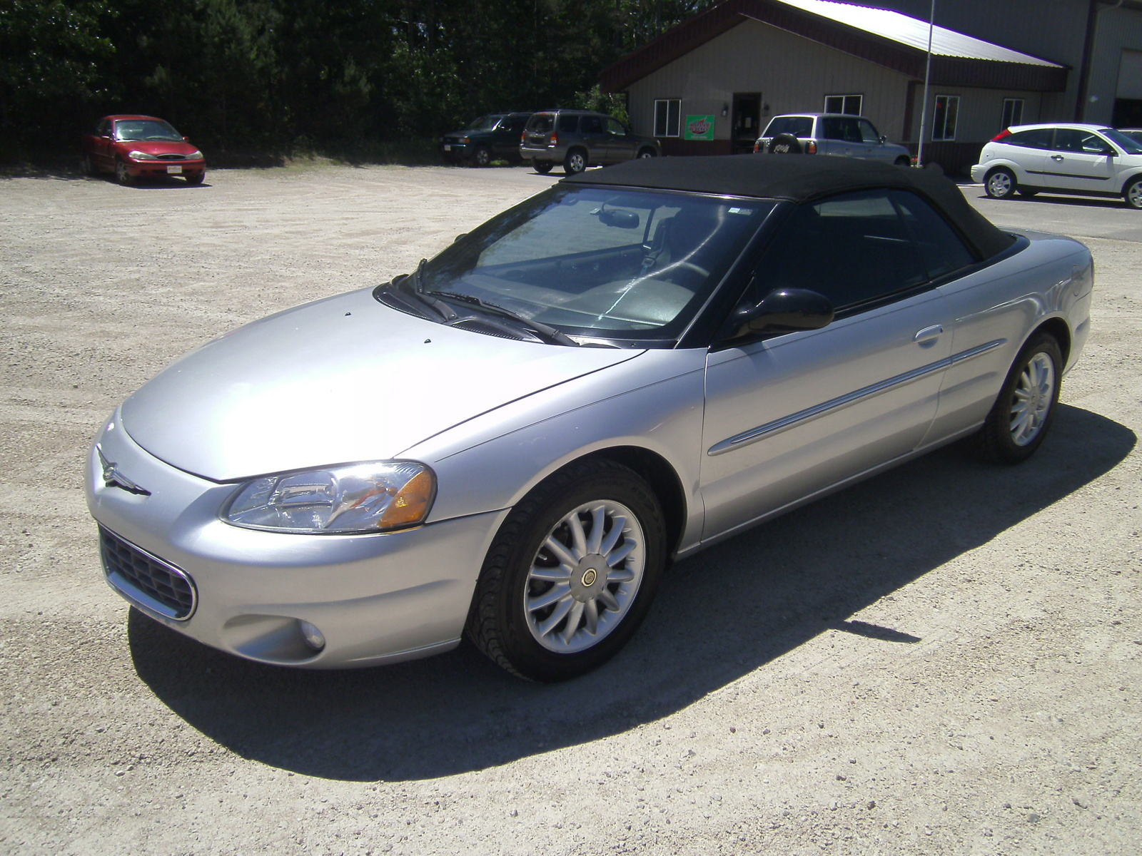 2002 chrysler sebring trim information cargurus. Black Bedroom Furniture Sets. Home Design Ideas