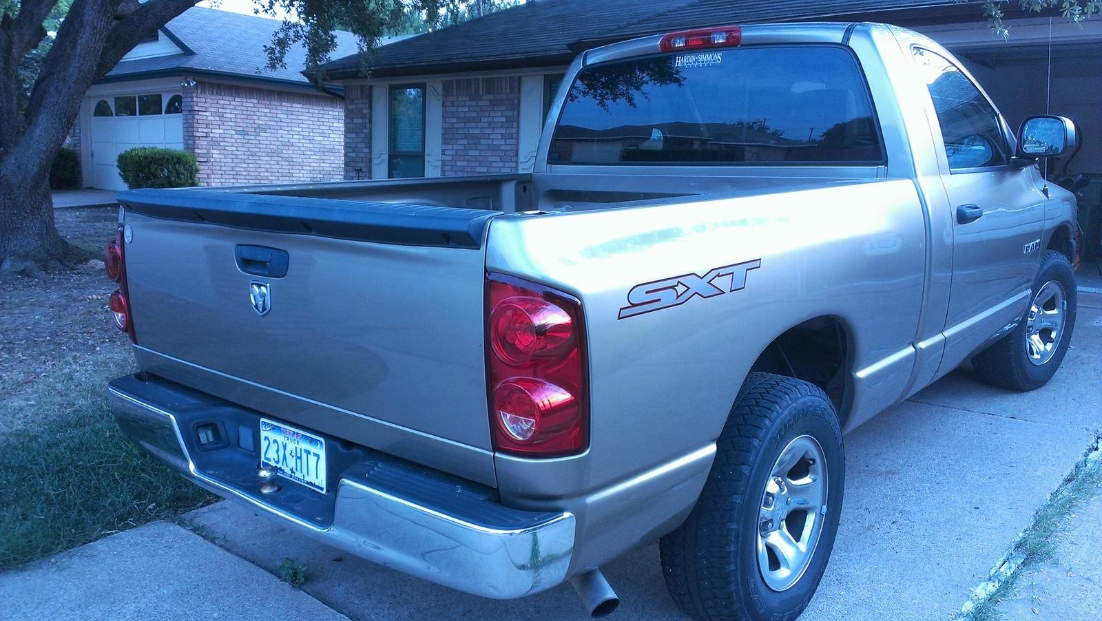 2008 dodge ram pickup 1500 trim information cargurus. Black Bedroom Furniture Sets. Home Design Ideas