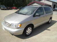Picture of 2000 Toyota Sienna XLE, exterior, gallery_worthy