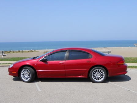 picture of 2004 chrysler concorde lx exterior. Cars Review. Best American Auto & Cars Review