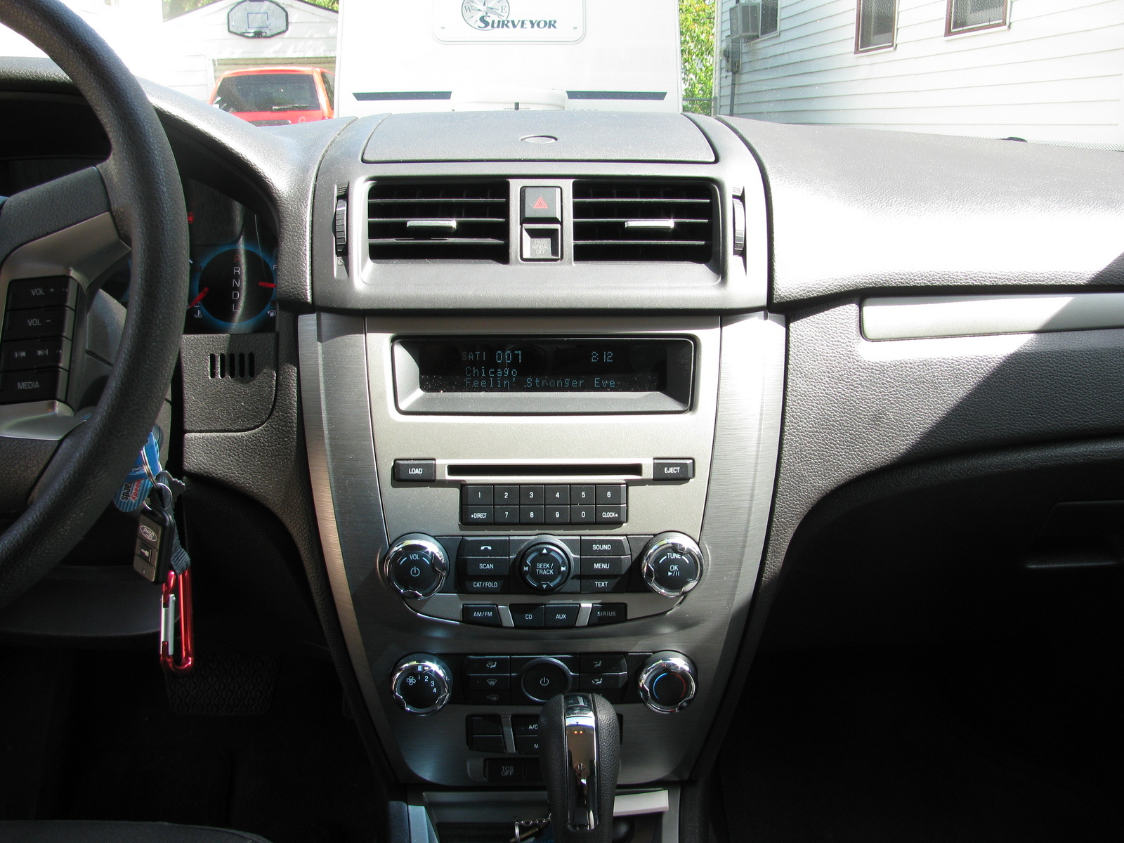 2011 ford fusion interior pictures cargurus. Black Bedroom Furniture Sets. Home Design Ideas