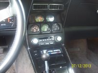 Picture of 1982 Chevrolet Corvette Coupe, interior