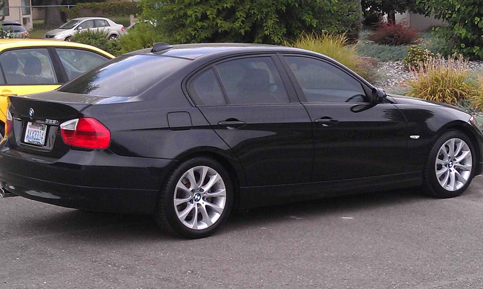 2007 bmw 328i manual sedan
