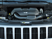 2014 Jeep Grand Cherokee, Under the hood, performance, engine