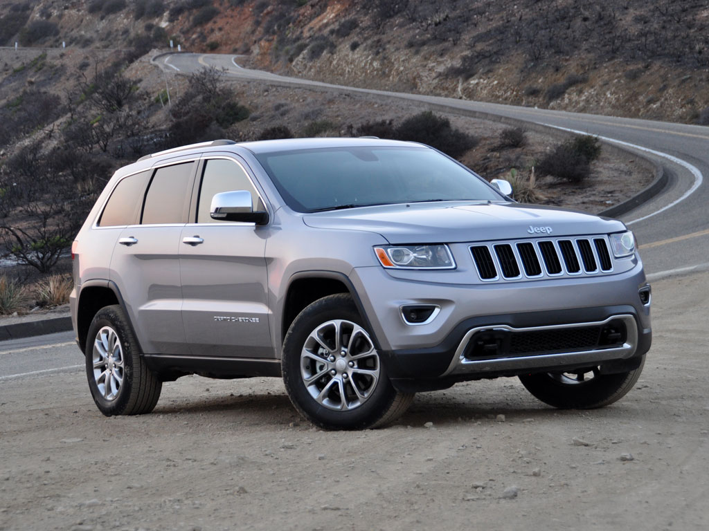 2014 jeep grand cherokee test drive review cargurus. Black Bedroom Furniture Sets. Home Design Ideas