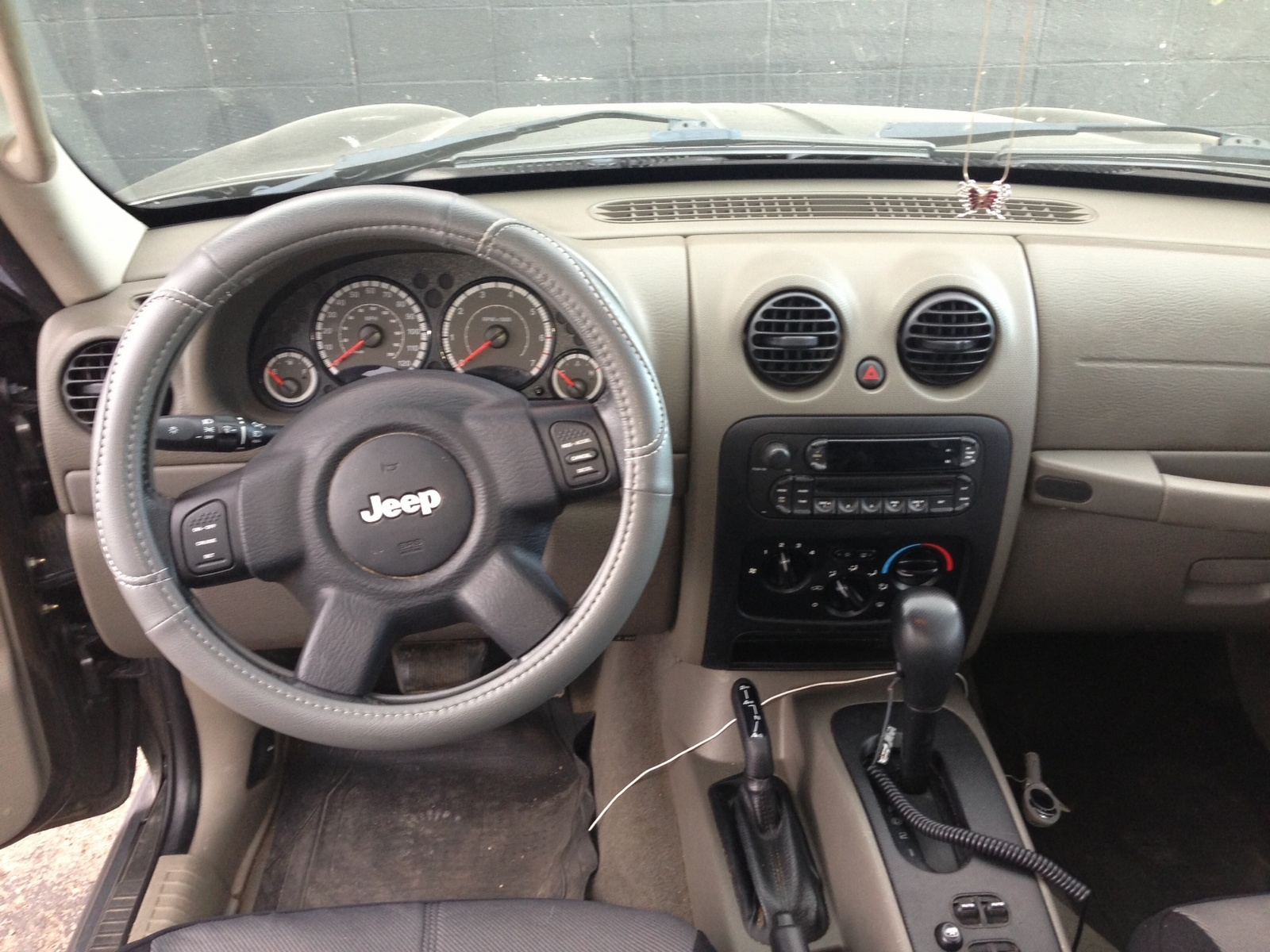 2007 jeep liberty sport manual