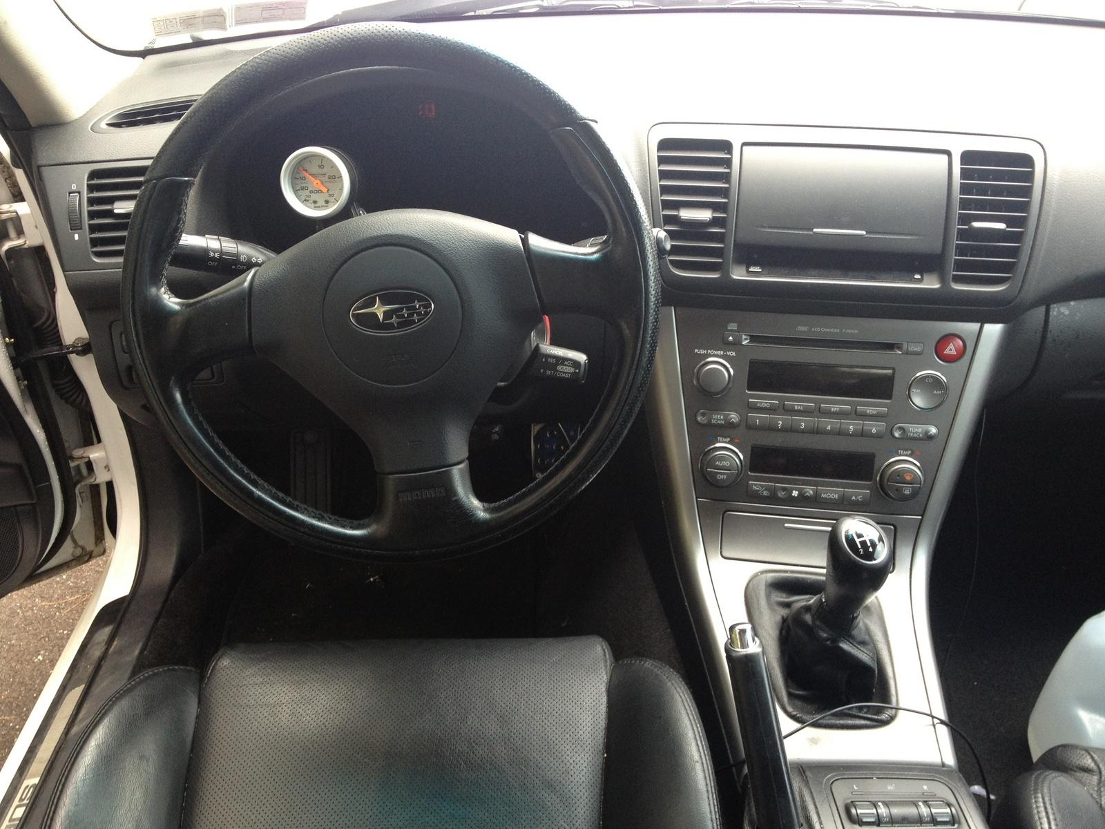 2005 Subaru Legacy Pictures Cargurus