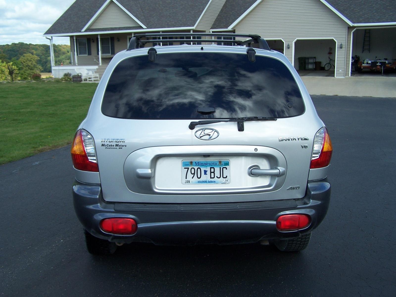 2003 Hyundai Santa Fe Exterior Pictures Cargurus