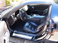 2009 Chevrolet Corvette Coupe 1LT, Picture of 2009 Chevrolet Corvette Base 1LT, interior