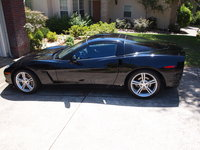 2009 Chevrolet Corvette Coupe 1LT, Picture of 2009 Chevrolet Corvette Base 1LT, exterior