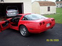 Picture of 1994 Chevrolet Corvette Coupe, exterior, interior, gallery_worthy
