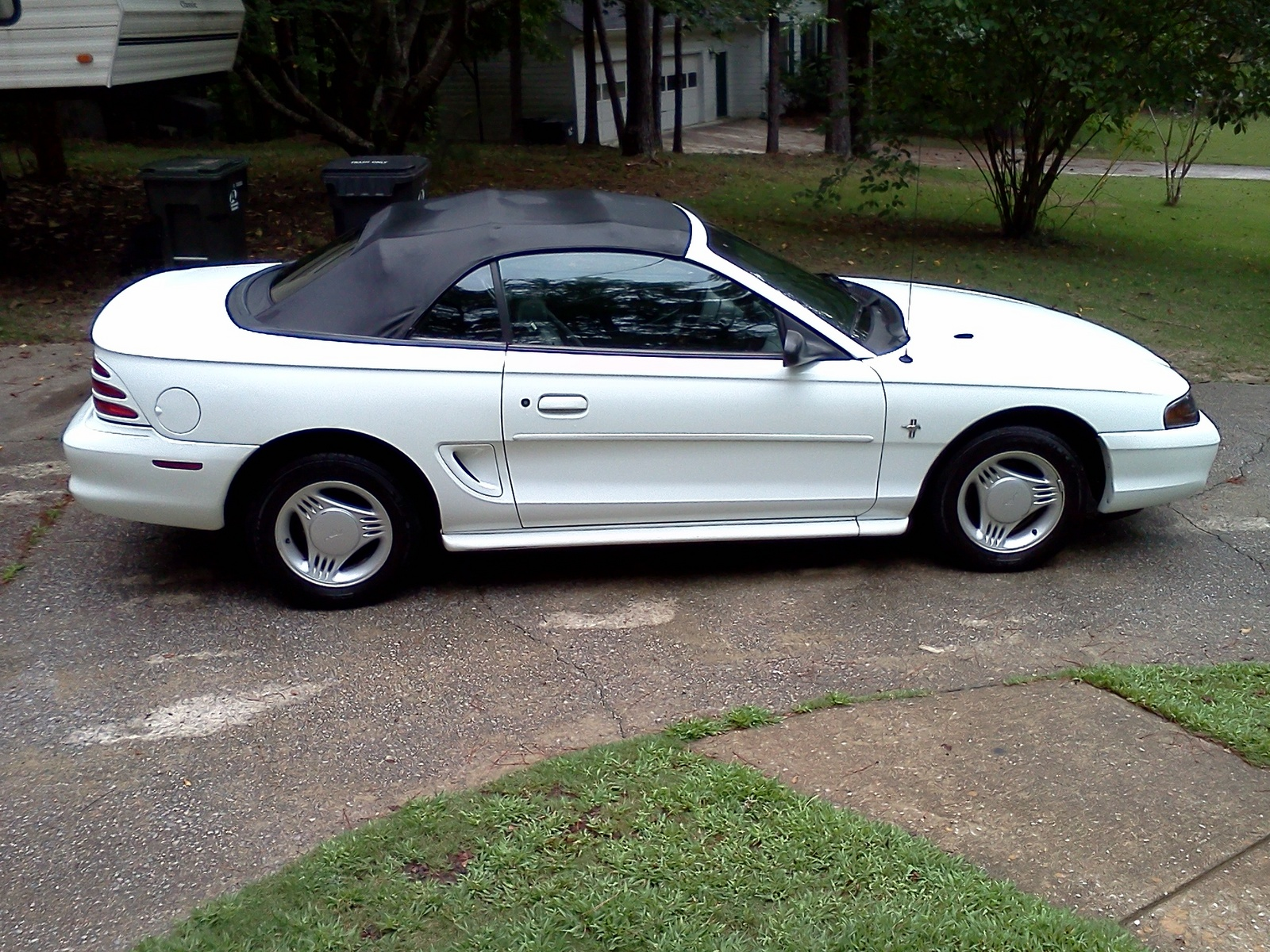 1994 Ford Mustang - Trim Information - CarGurus