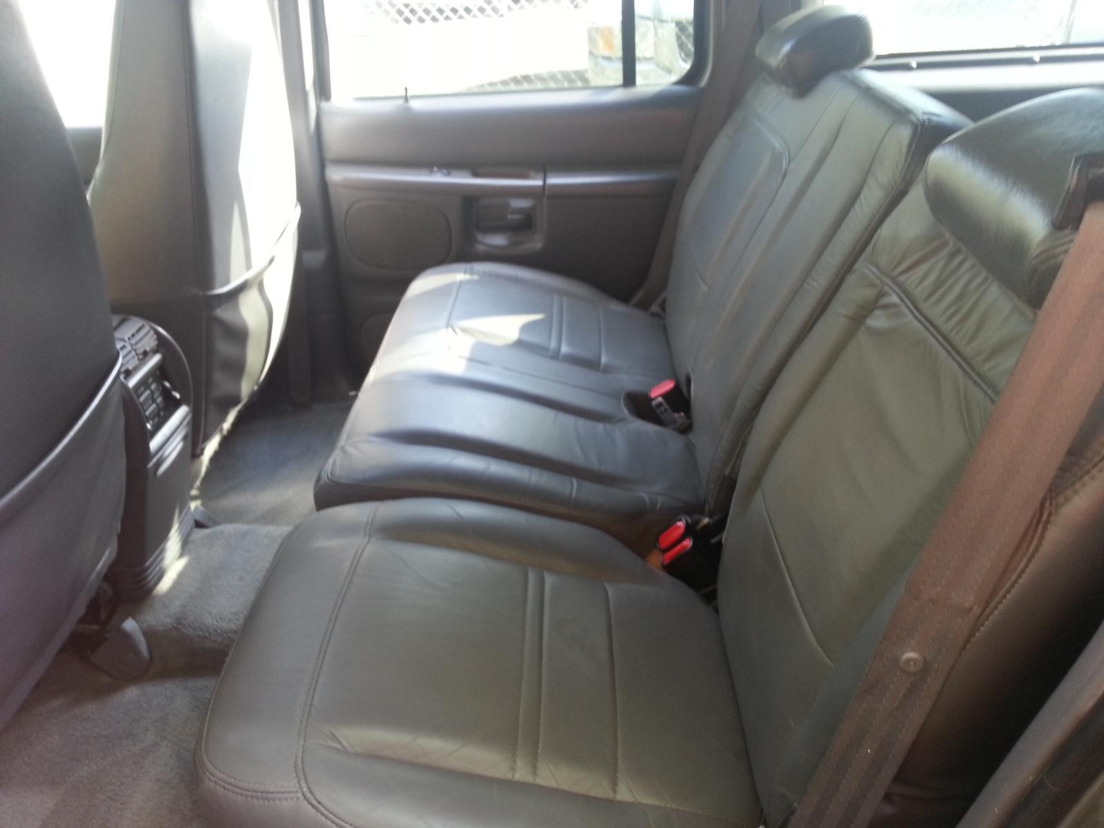 Picture Of 2000 Ford Explorer Eddie Bauer Interior: 2000 ford explorer interior parts