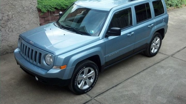 2014 jeep patriot overview cargurus. Black Bedroom Furniture Sets. Home Design Ideas