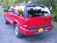 Picture of 2002 Chevrolet Blazer 4 Door LS, exterior