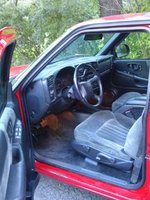 Picture of 2002 Chevrolet Blazer 4 Door LS, interior