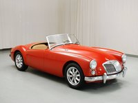 1960 MG MGA Overview