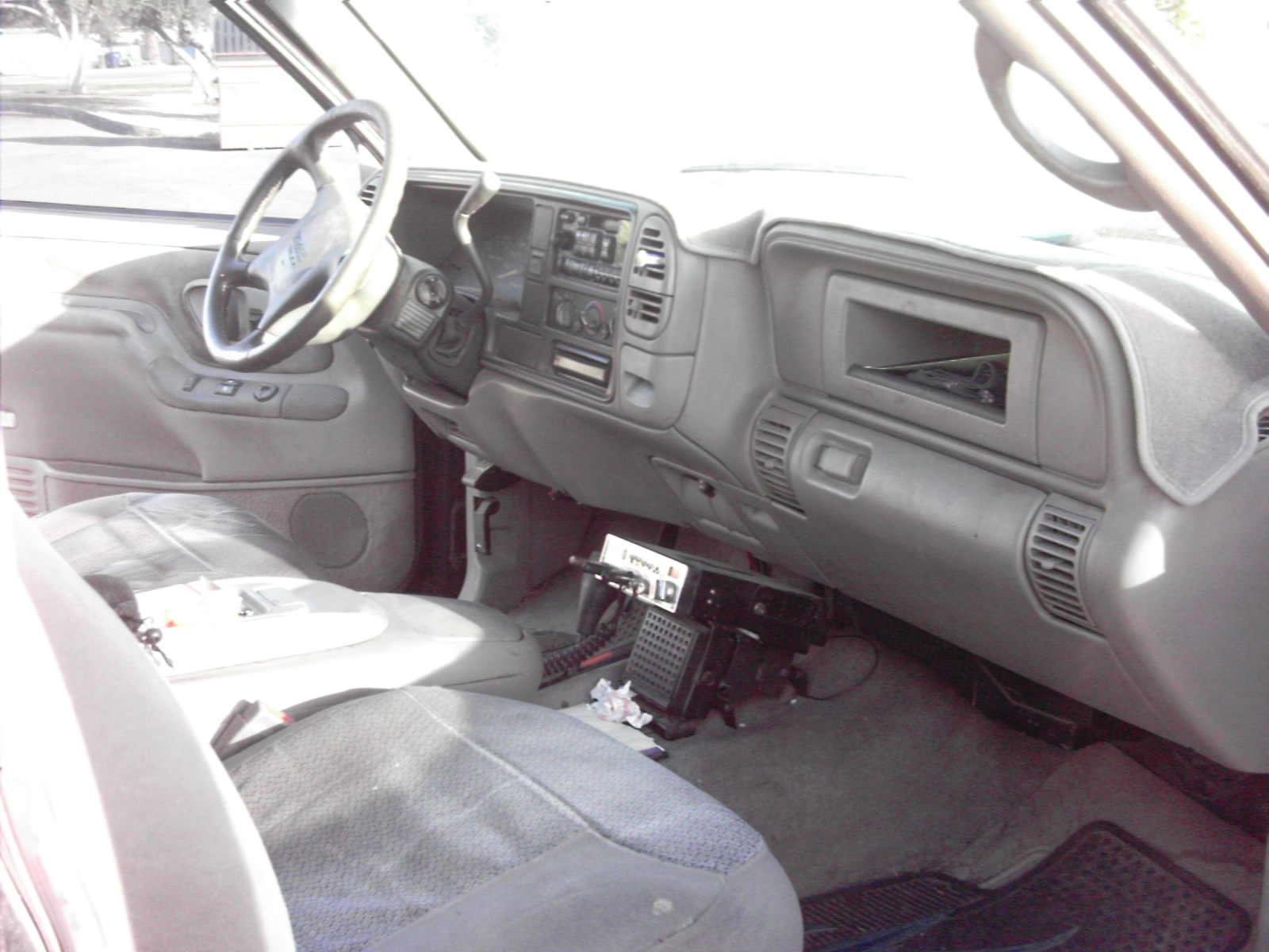 Picture of 2000 GMC Sierra Classic 3500 Ext. Cab 4WD, interior