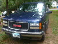 Picture of 1996 GMC Yukon 4 Dr SLT 4WD SUV, exterior