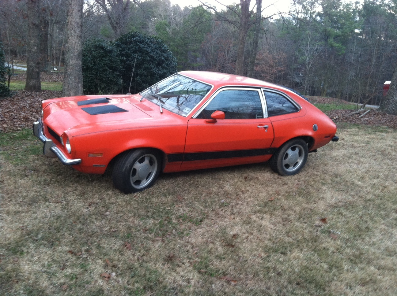 1972 Ford Pinto Overview Cargurus