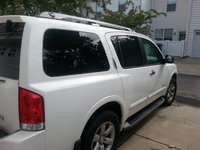 Picture of 2009 Nissan Armada SE 4WD, exterior
