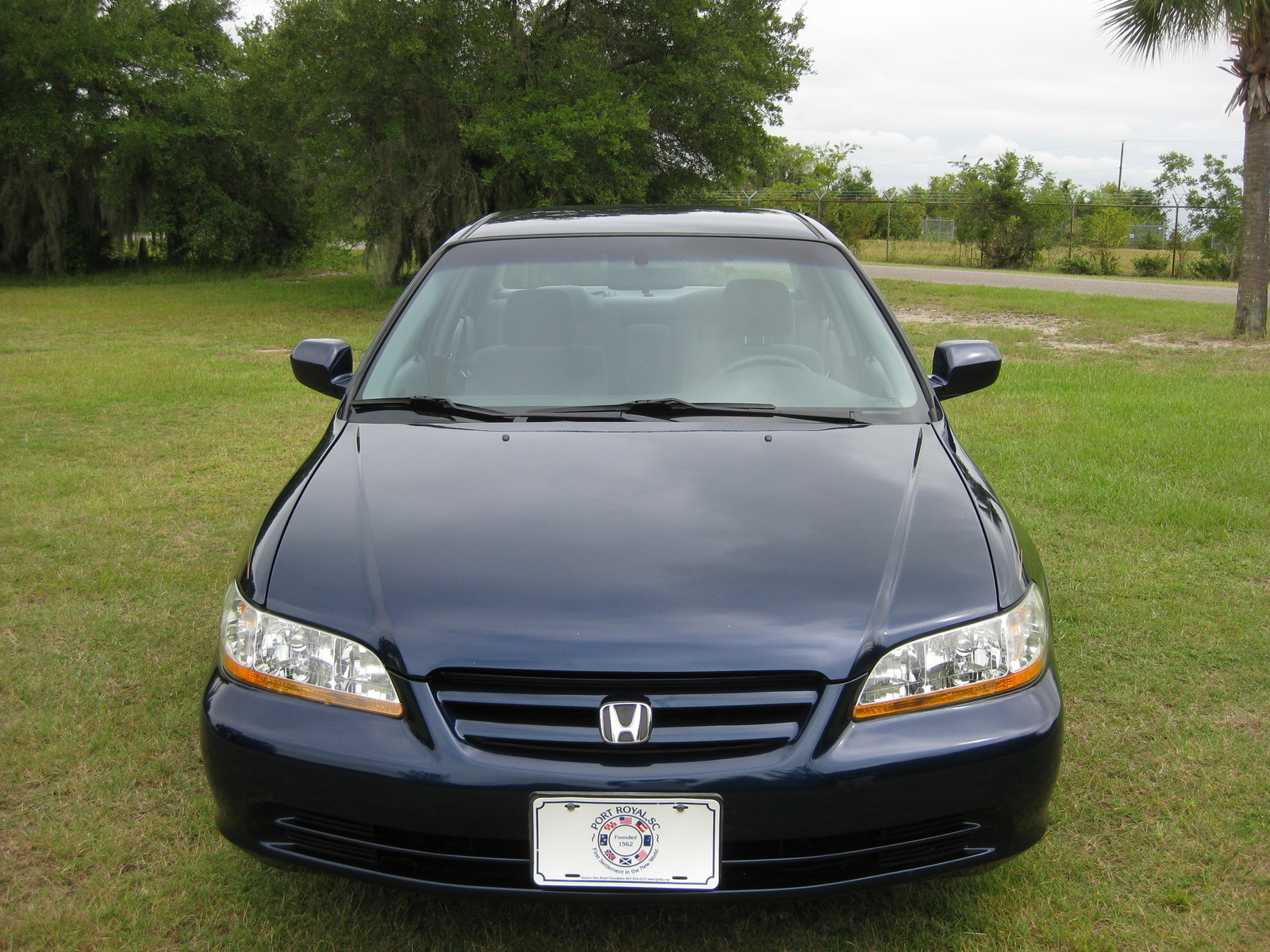 2002 Honda Accord Lx V6 Related Infomation Specifications