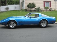 1979 Chevrolet Corvette Coupe picture, exterior