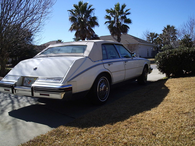 Picture of 1984 Cadillac Seville Base, exterior, gallery_worthy