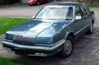 Picture of 1993 Chrysler New Yorker Fifth Avenue, exterior