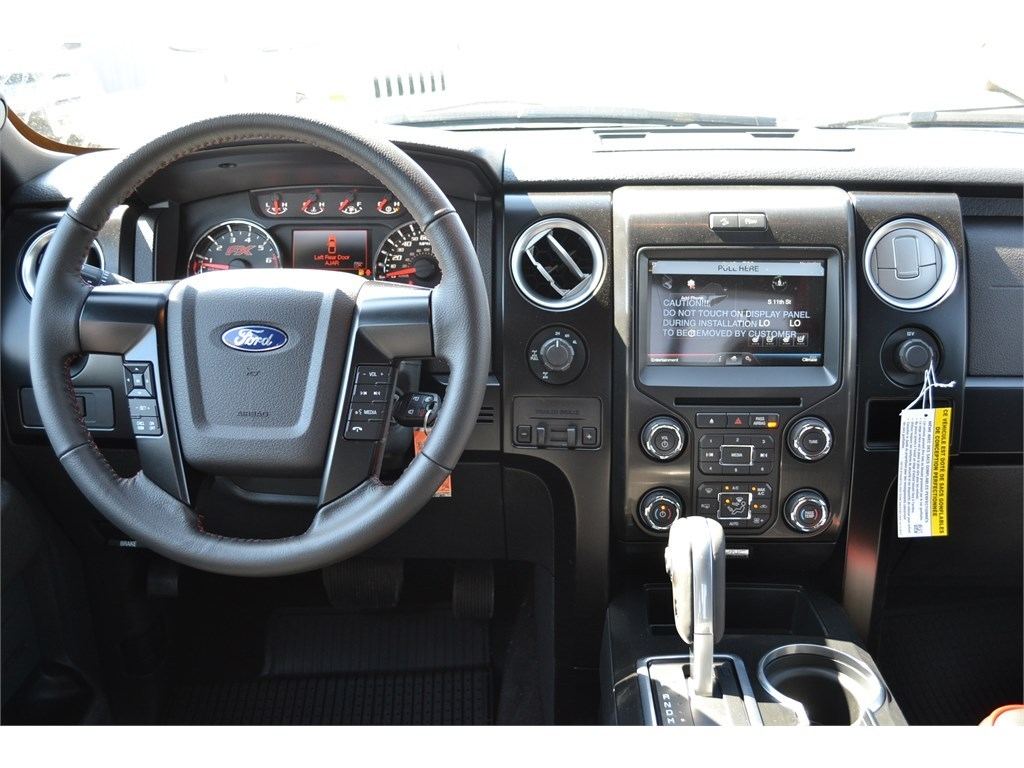 picture of 2013 ford f 150 fx4 supercrew 65ft bed 4wd interior - 2014 Ford F150 Fx4 Interior