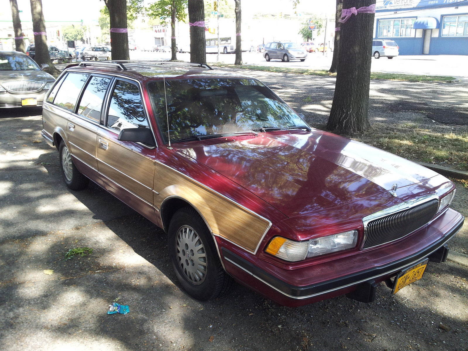 Buick Century Special Wagon Pic