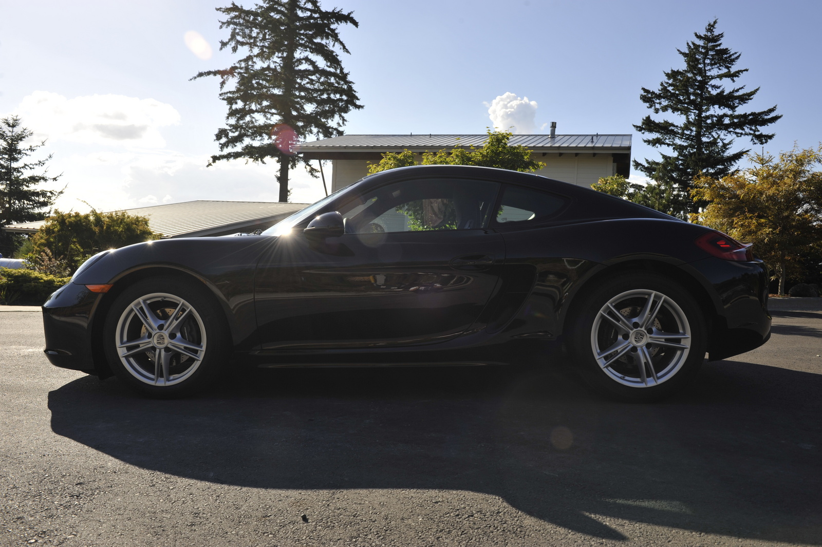 Picture of 2014 Porsche Cayman Base