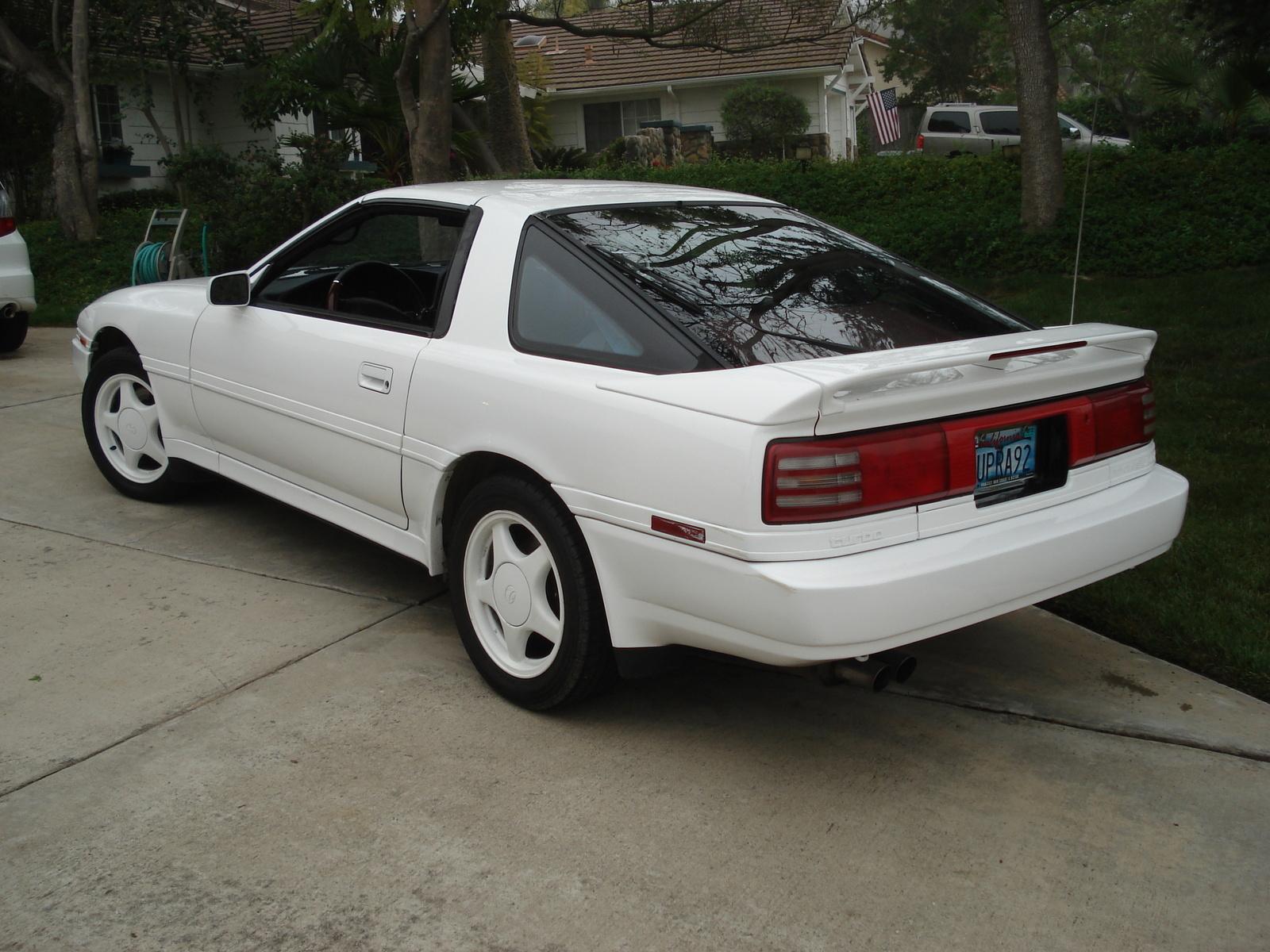 1992 Toyota Supra Pictures Cargurus