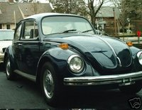 1971 Volkswagen Super Beetle Overview