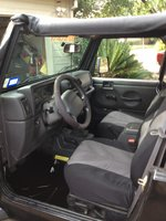 Picture of 1999 Jeep Wrangler Sport, interior