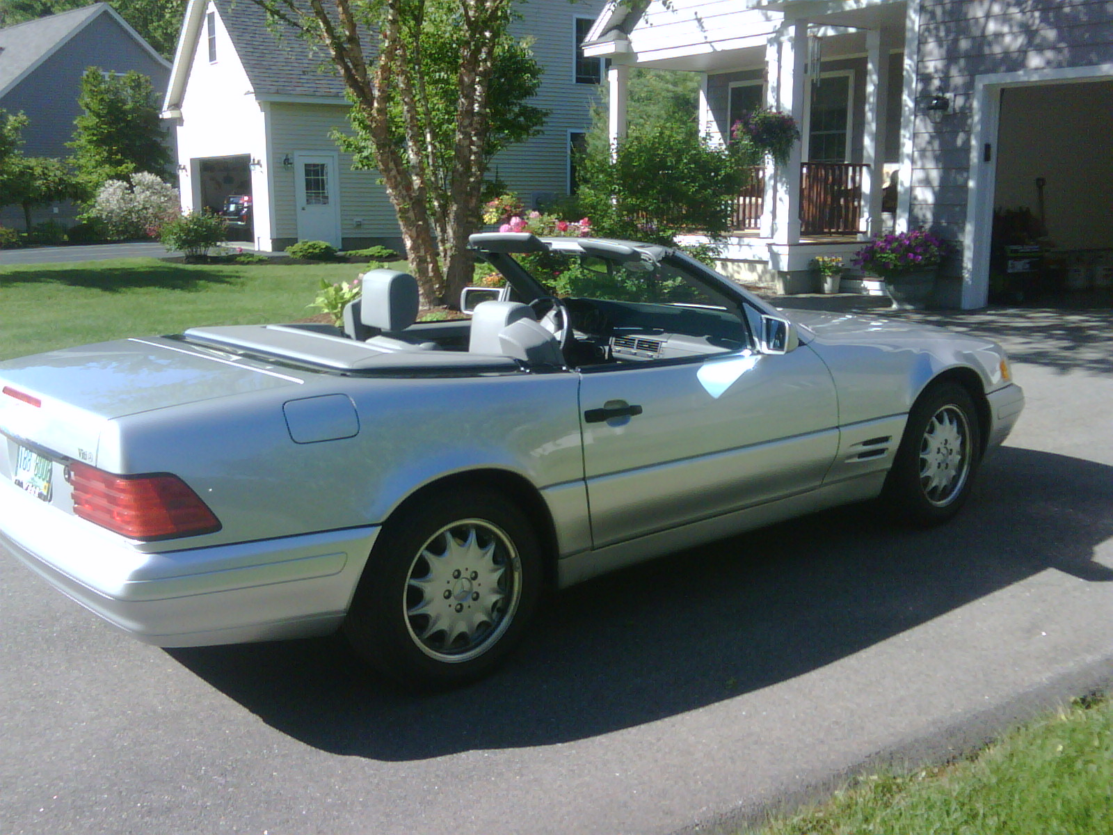 1998 mercedes benz sl class trim information cargurus for 1998 mercedes benz sl500