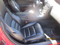 2010 Chevrolet Corvette Coupe 1LT, Picture of 2010 Chevrolet Corvette Base 1LT, interior
