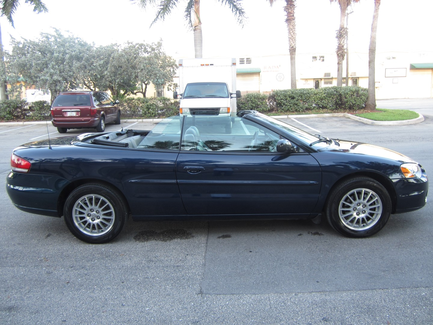2005 chrysler sebring convertible base pictures to pin on. Black Bedroom Furniture Sets. Home Design Ideas