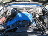 Picture of 1972 Lincoln Continental, engine