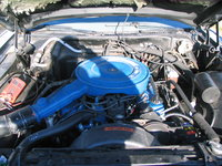 1972 Lincoln Continental picture, engine