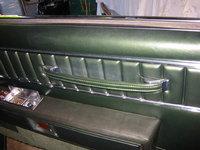 Picture of 1972 Lincoln Continental, interior