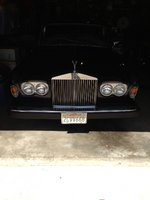 1977 Rolls-Royce Silver Shadow Overview